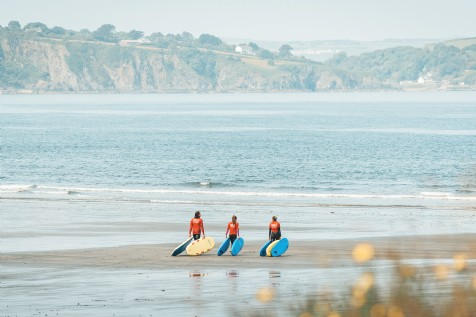 Luxury Surfing Escape