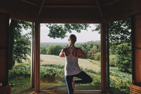 Restorative Yoga Escape