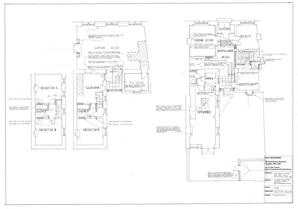 Floor plan of Atticus